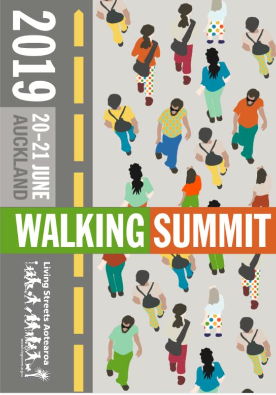 Walking Summit 2019 | Living Streets Aotearoa Inc